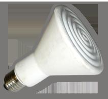 Инфракрасная лампа для инкубаторов