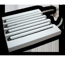 Керамический канальный нагреватель