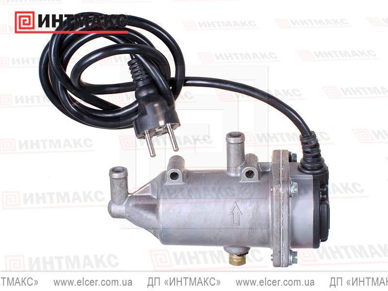 установка электрический подогреватель охлаждающей жидкости от сети 220в