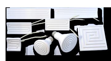 Прайс-лист на керамічні іч випромінювачі